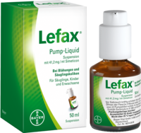 LEFAX Pump-Liquid