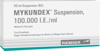 MYKUNDEX Suspension