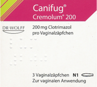 CANIFUG-Cremolum-200-Vaginalsuppositorien